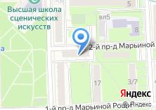 Компания «Шире Круг» на карте