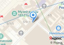 Компания «Мастер России» на карте
