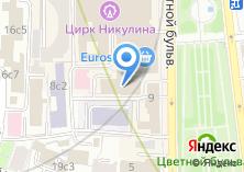 Компания «Красивоефото.рф» на карте