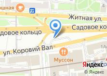 Компания «Мистер Кэп» на карте