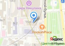 Компания «Трэвэлмаркет» на карте
