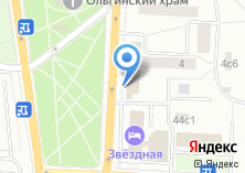 Компания «Магазин цветов на Аргуновской» на карте
