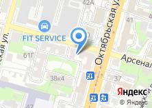 Компания «Нотариус Каримова О.И» на карте