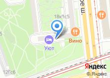 Компания «Довбуш» на карте