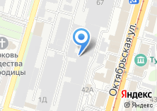 Компания «Гальваник плюс» на карте
