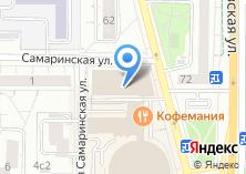 Компания «ИРИТО» на карте