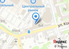Компания «Магазин строительных материалов и инструментов» на карте