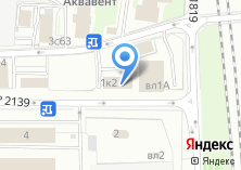 Компания «Форма Групп» на карте