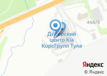 Компания «Строящееся административное здание по ул. Рязанская» на карте