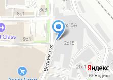 Компания «Арена Партс - автомагазин запчастей» на карте
