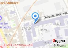 Компания «Умная стройка» на карте