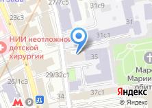 Компания «Банк ВВБ» на карте