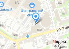 Компания «Профи плюс» на карте