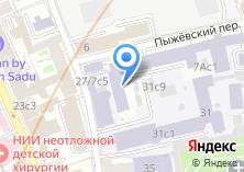 Компания «Алитет» на карте