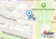 Компания «Фото Техника» на карте