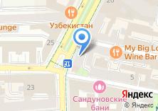 Компания «Пороселло» на карте