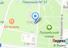 Компания «Atvbazar» на карте