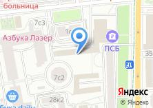 Компания «Bitratestudio» на карте