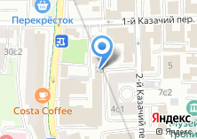 Компания «АлмазИнвестСтрой» на карте