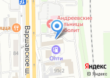 Компания «Выездная шиномонтажная мастерская» на карте