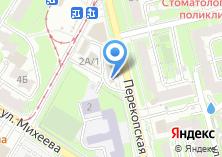 Компания «SPAR express» на карте