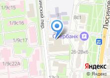 Компания «Служба финансов» на карте