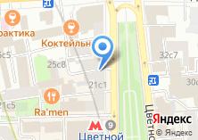 Компания «Крем-Карамель» на карте