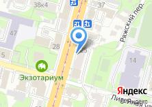 Компания «Техногаз» на карте