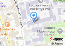 Компания «Ассоциация Социальная сфера России» на карте