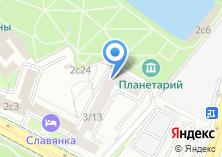 Компания «Космет-Про» на карте
