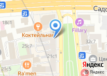 Компания «Антонина» на карте