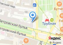 Компания «Армарк» на карте