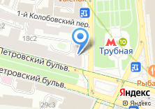 Компания «ВеснаВсегда» на карте