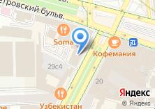 Компания «Московский театр» на карте