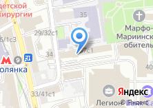 Компания «Blueline» на карте