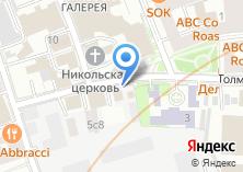Компания «Студия красоты Анжелики Семёновой» на карте