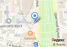 Компания «ТоДаСё» на карте