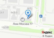 Компания «Силион» на карте