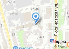 Компания «СДЮСШОР №42» на карте