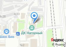 Компания «S-клуб» на карте