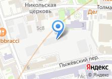 Компания «Bobsen.ru» на карте