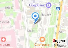 Компания «ДЕЗ района Замоскворечье» на карте