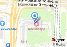 Компания «Головинская» на карте