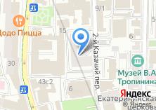 Компания «Камчаткомагропромбанк» на карте