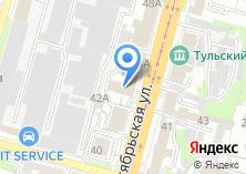 Компания «Отдел надзора транспортной безопасности» на карте