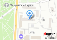 Компания «Почтовое отделение №129075» на карте