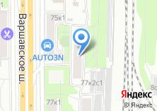 Компания «Чертановская межрайонная прокуратура» на карте