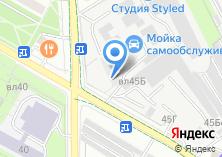 Компания «Автосервис по ремонту глушителей» на карте