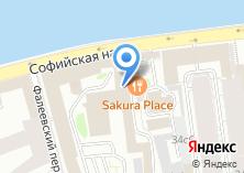 Компания «Booking Stars» на карте
