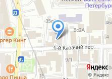 Компания «АЛРОСА» на карте